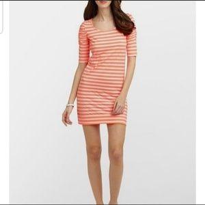 NWT Lily Pulitzer Kaley Dress Sunrise Orange Sz XS